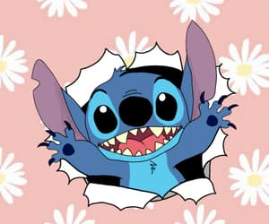 stitch and wallpaper image