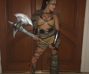 halloween costume and devyn lundy image