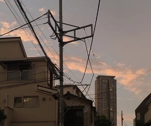 sky, aesthetic, and city image