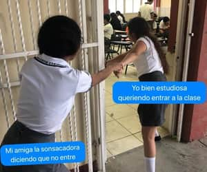 friends, school, and clases image