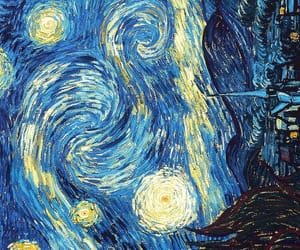 art, vincentvangogh, and awesome image