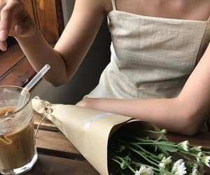 vintage fashion model, food photography outfit, and beauty makeup aesthetic image