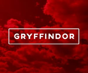 harry potter, aesthetic, and gryffindor image
