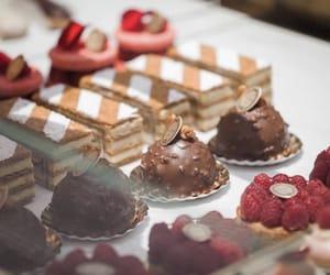 bakery, tart, and desserts image