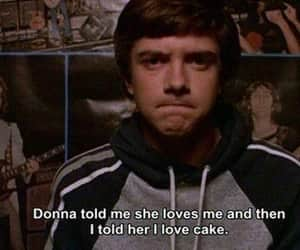 love cake, loves me, and told me image