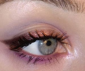 blue, bronze, and eyebrows image