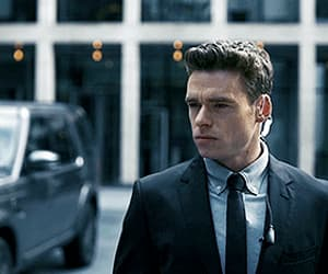david, gif, and richard madden image