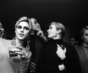 andy warhol, article, and edie sedgwick image