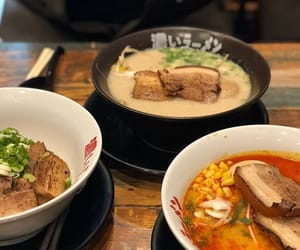 japan, japanese food, and noodles image