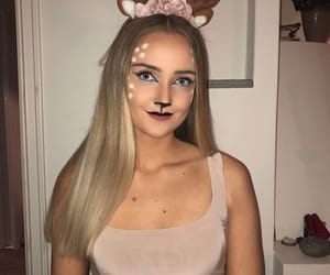 antlers, bambi, and disney image