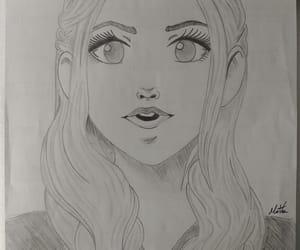 disegno, daenerys targaryen, and khaleesi image