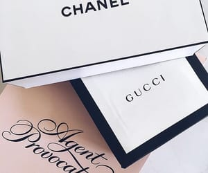 gucci, chanel, and luxury image