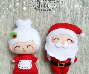 christmas, craft, and cute image