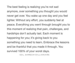 feeling, quotes, and sadquotes image