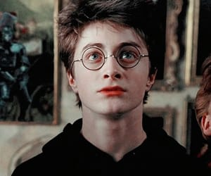 dark, harry potter, and potter image