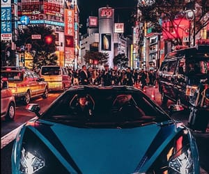 cars, japan, and nihon image