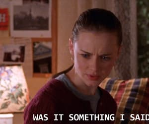 funny, gilmore girls, and rory gilmore image