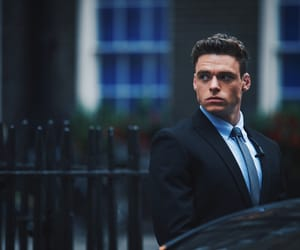 richard madden, bodyguard, and david budd image