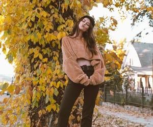 alternative, fall, and fashion image