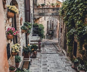 places, beautiful, and italy image