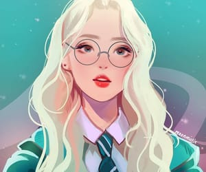 fanart, illustration, and harry potter image