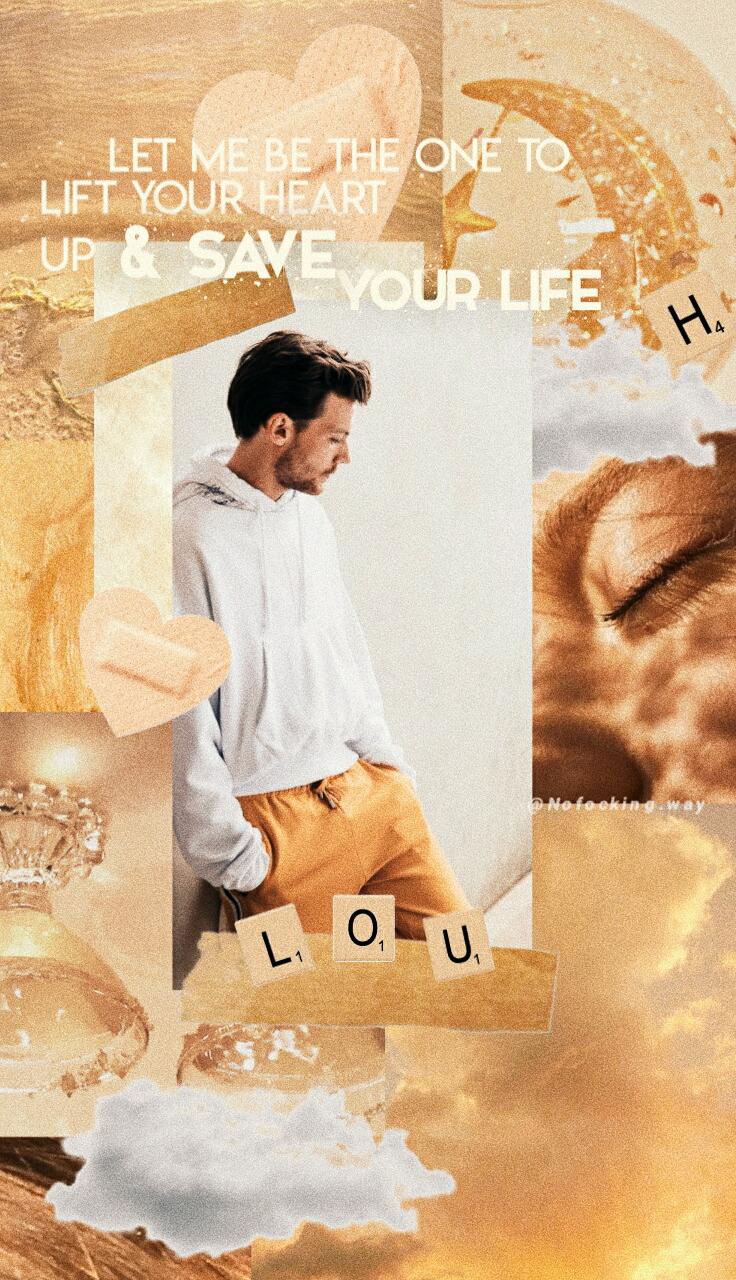 Louis Lockscreen Follow Nof00cking Way For More Lyrics
