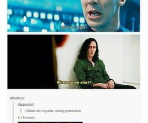 tom hiddleston, loki, and benedict cumberbatch image