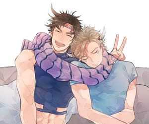 Boys Love, anime boy, and jjba image