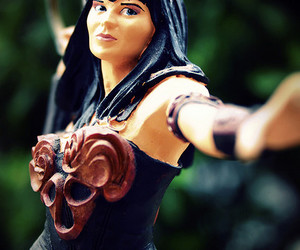 doll, toy, and xena image