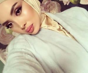 beauty, chechenka, and hijab image