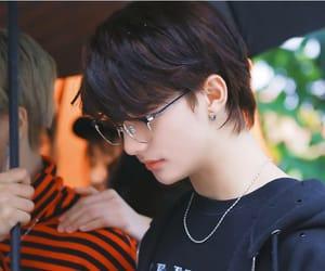 hyunjin, kpop, and seungmin image