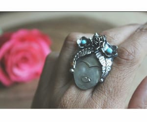 accessories, ring, and anillo image