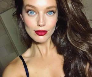 beauty, Emily Didonato, and selfie image