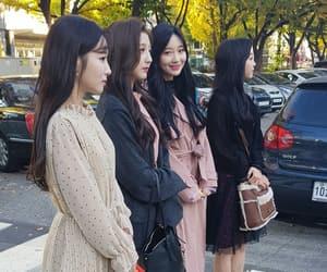 aesthetic, girl group, and jiae image