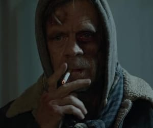 shameless, william h. macy, and frank gallagher image