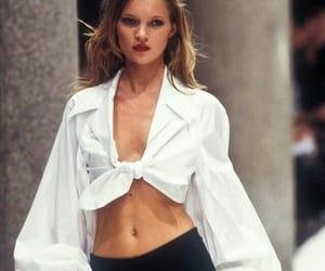 90s, kate moss, and fashion image