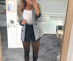 autumn, fashion, and outfit of the day image