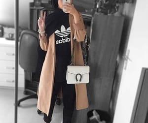 adidas outfit hijab image