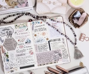 inspiration, journaling, and schedule image