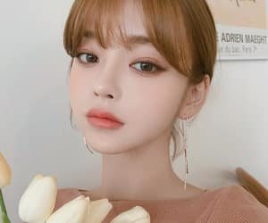 beautiful, instagram, and korean beauty image