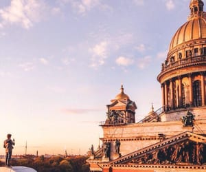 adventure, cathedral, and Saint-Petersburg image