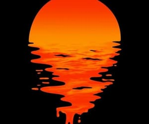 wallpaper and sunset image
