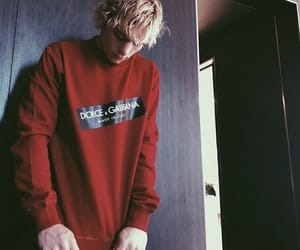 ross lynch, boy, and red image