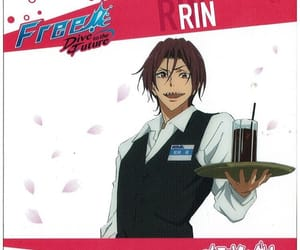 handsome, rin, and anime boy image