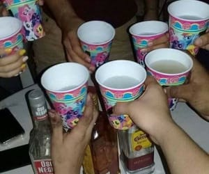 alcohol, my little pony, and party image