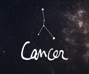 cancer, tattoo, and zodiac sign image