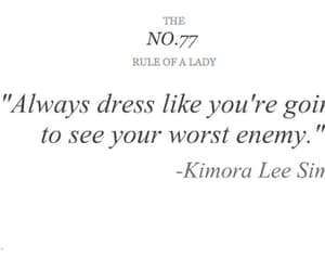 quote, see, and dress image