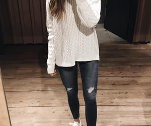 autumn, clothes, and fashion image
