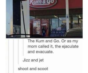 dirty, funny, and joke image