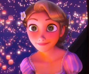 disney, girl, and rapunzel image